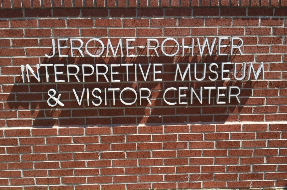 This museum is located in McGhee, Arkansas just off of highway 65 down the road from my great aunt & uncles' house.