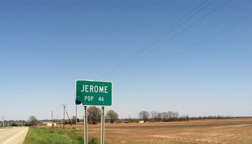 ~Jerome, Arkansas~