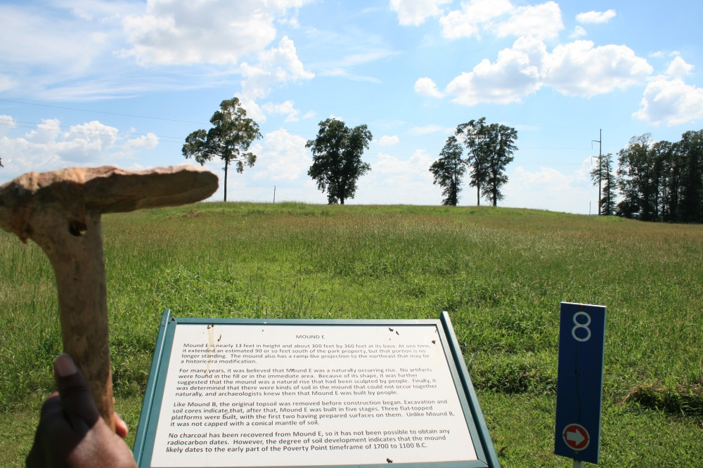 admiring-the-platform-land-formation-of-mound-e-at-poverty-point