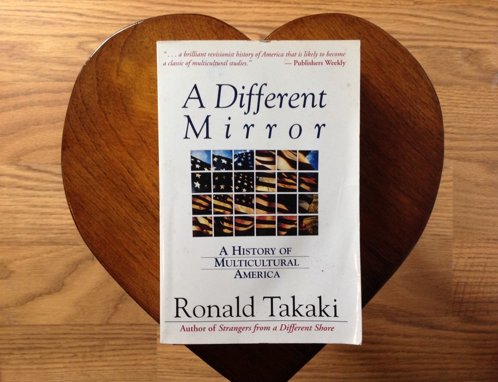 a different mirror by author ronald takaki essay A different mirror for young people has 112 ratings and 17 reviews destiny said: assigned reading for mlis 7421: multicultural youth literaturei don.